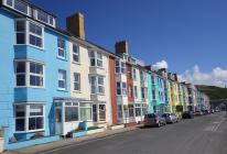 Photoscoot 2020: South Marine Parade, Aberystwyth