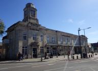 Photoscot 2020:  Gorsaf Rheilffordd, Aberystwyth