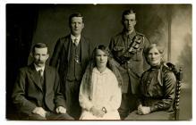 Jones family picture