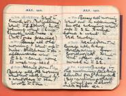 Visit to Goodwick, 1910 diary by Lucy White