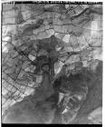 Aerial photograph of Cors Caron near Tregaron,...