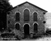 Photograph showing Berea chapel, Nantyglo,...
