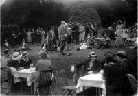 Beatrice & May Hewlett at a Garden Party at...