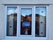 Poppies in Windows by Joanne Bray, 2020