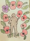 Drawing for Remembrance Day, 2020