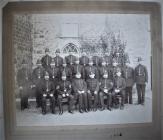 Pembrokeshire Police in 1906