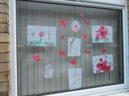 Poppies in Windows, 2020