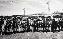 The Donkeys, Barry Island