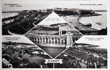 Postcard of Barry