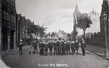 Court Road, Barry