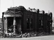 Demolition of the Bank, Corner of Thompson...