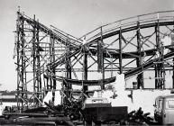 Demolition of the Scenic Railway, Barry Island