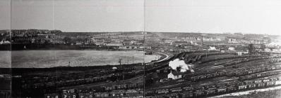 Panoramic View of Barry