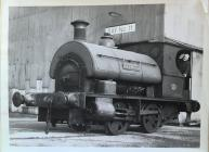 Desmond steam locomotive, Orb Works, Newport