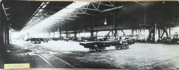 Steel Sheet Mill, Orb Steel Works 1918