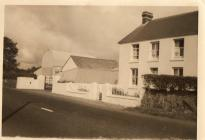 1960s A477 Middleton Farm, Llanteg Narberth ...