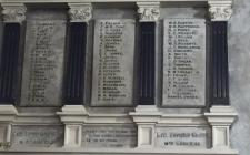 The Original First World War Memorial at All...