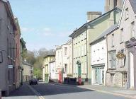 The Struet, Brecon, Breconshire