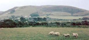 Tywyn, Merionethshire and the Talyllyn Railway ...