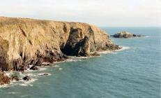 Caerfai Bay & Caerbwdi Bay (continued)