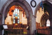Interior of Brecon Cathedral — continued