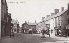 Corwen Square 1925/26