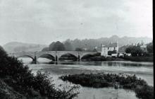 Usk Bridge Early 1900