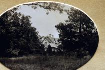 House, Usk, early 1900