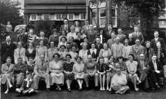 Glamorgan Summer School, Barry 1938 or 1939