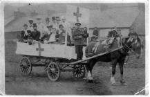 William Anthony Hewlett First Aid Wagon c1895