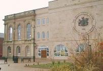 Dylan Thomas Centre Swansea, Glamorgan