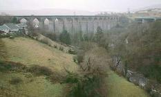 Cefn Coed Viaduct Cefn Coed-y-cymer, Breconshire