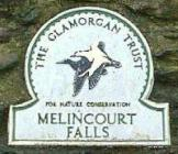 Melincourt Falls Vale of Neath, Glamorgan