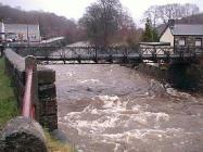 Results of the Heavy Rainfall Abercraf and...