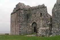 Weobley Castle Gower, Glamorgan