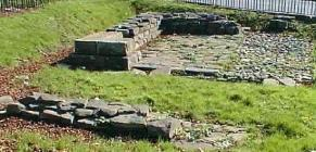 The Roman Fort of Nidum near Neath, Glamorgan
