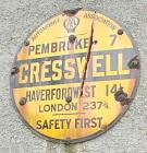 Cresswell, Pembrokeshire