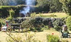 Sunday afternoon in the Garden Ystalyfera,...