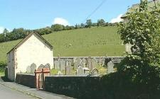 Saron Independent Chapel, Cwmwysg Breconshire