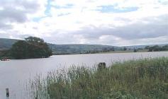 Llangors Lake, near Talgarth, Breconshire