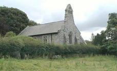 St Anno's Parish Church, Llananno Radnorshire
