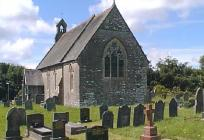 Eglwyswrw Village Pembrokeshire