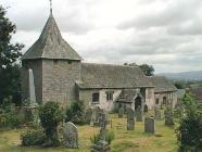 The Parish Church of St Bilo, Llanfilo Breconshire
