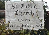 Three Monmouthshire Churches Llangattock Vibon...