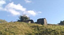Limestone Quarry Penwyllt, Breconshire
