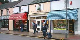 Local Shops and Cafés Breconshire, Glamorgan,...