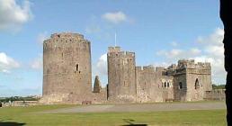 Pembroke Castle South Pembrokeshire