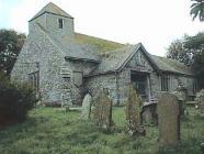 St Michael's Church Bryngwyn, Radnorshire