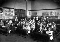 Cwrt Sart Infant School, Briton Ferry 1923