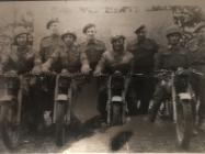 Members of the Royal Army Signal Corps, 1944